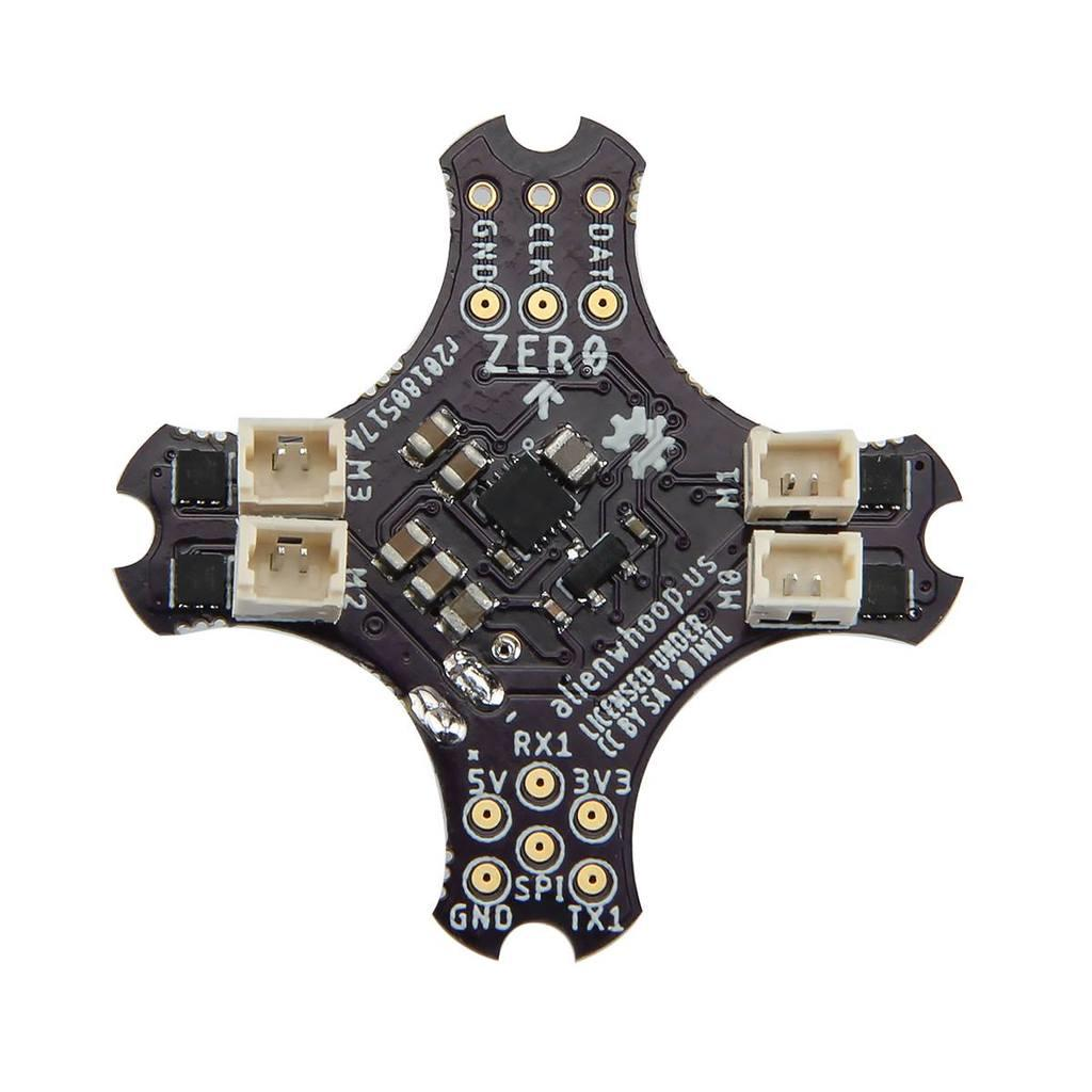 Alienwhoop Zer0 Brushed Flight Controller Brushless Motor Esc Wiring Diagram Prev