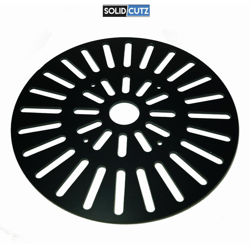 PT01 Plate X One Premium Aluminum Platter
