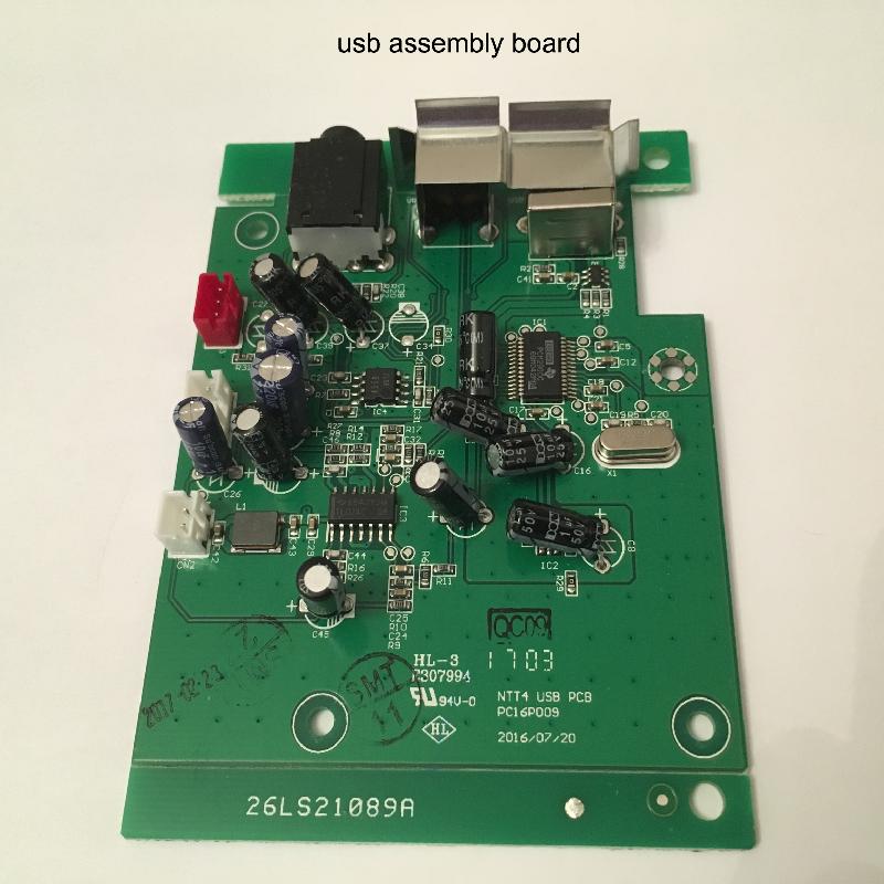 Numark PT01 Spare Parts