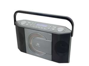 soundmaster RCD1770AN Portable FM / DAB Radio & CD Player