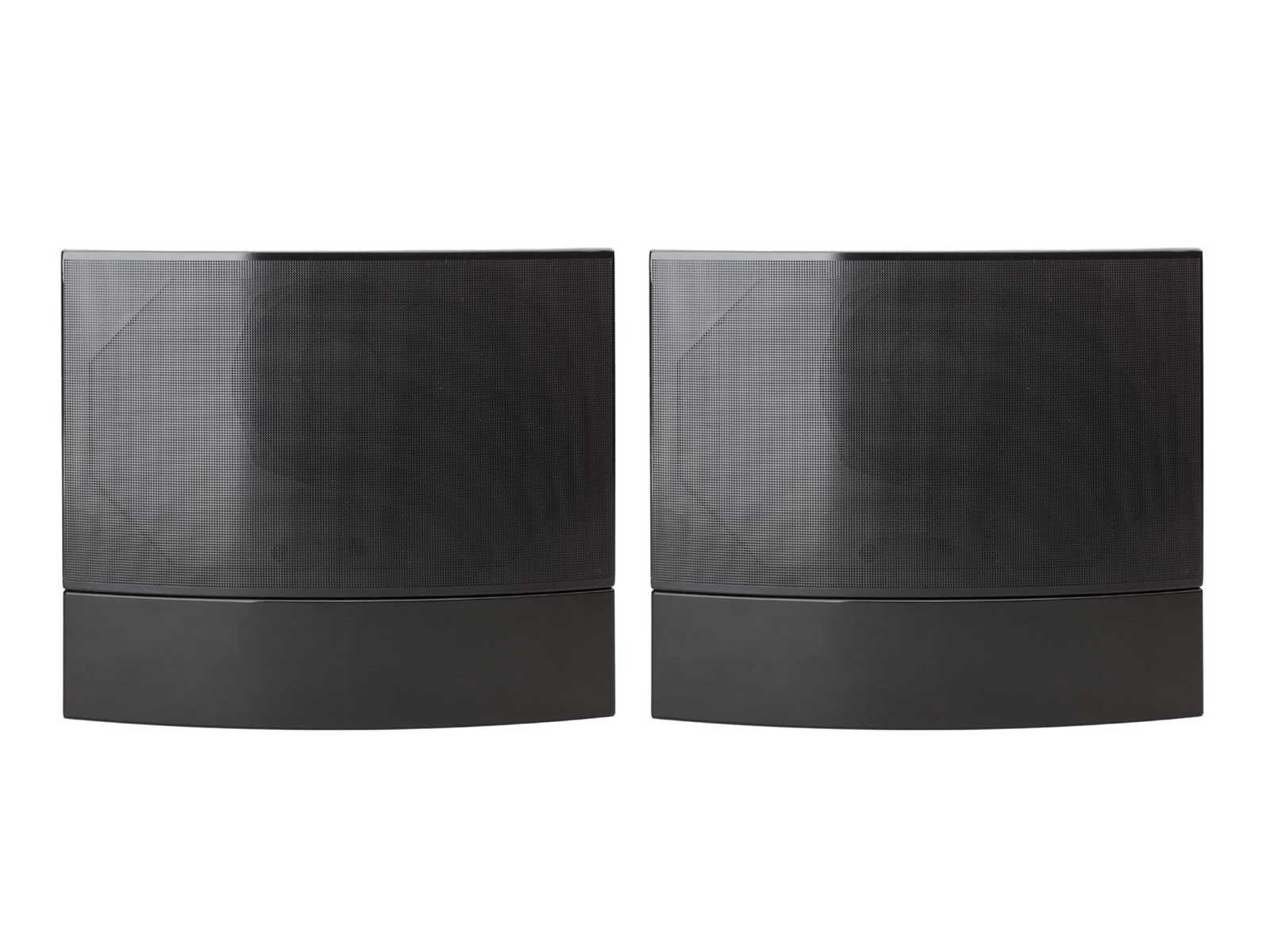 Systemline M-OW2 Black On Wall Speakers