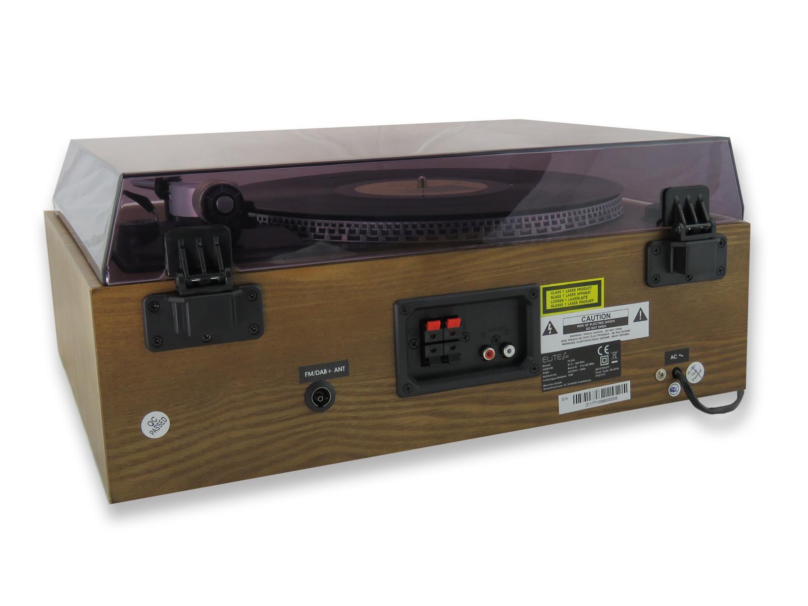 Buy Soundmaster Pl880 Bluetooth Dab Radio Cd Amp Turntable