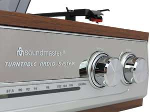 zoom view of soundmaster PL186H