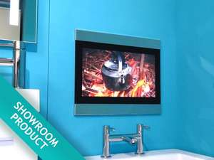 "If you're looking to integrate a bathroom TV or waterproof TV, why not consider the TechVision Infiniti 17"" Waterproof TV - British-built, and designed for you to relax and watch TV in the most luxury way possible!"