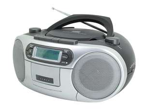 soundmaster SCD7900 FM / DAB Radio & CD Player Boombox