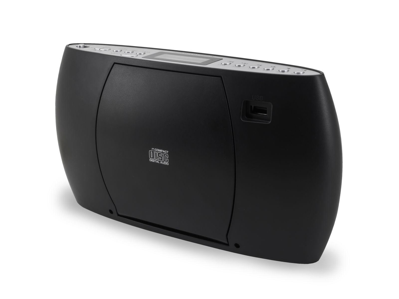 Buy Soundmaster Rcd1250sw Portable Fm Radio Amp Cd Player