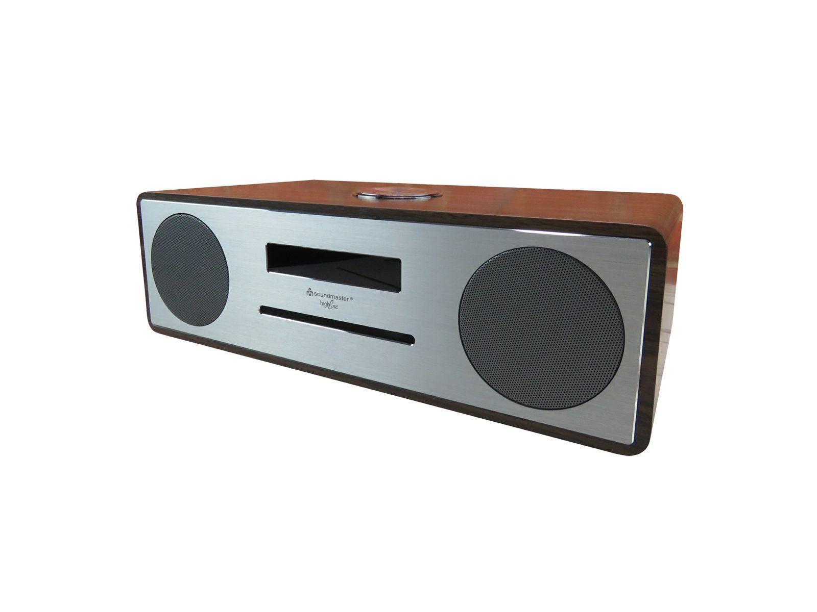 soundmaster dab950 dab radio hifi system with bluetooth. Black Bedroom Furniture Sets. Home Design Ideas