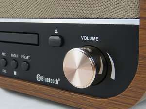 Roadstar HRA-1782ND+BT zoom of volume control