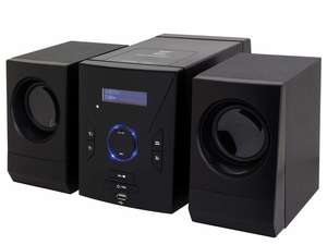 soundmaster MCD400 Micro HiFi System with FM / DAB Radio & CD Player