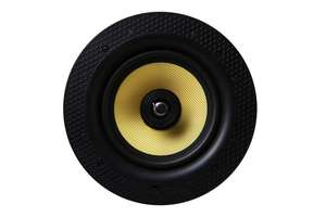 "This Lithe Audio 6.5"" Passive Ceiling Speaker delivers powerful and wireless clear sound designed to work best with amplified Lithe Audio speakers."
