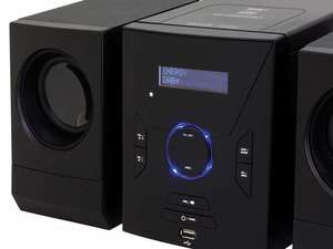 The amazing soundmaster MCD400 Micro HiFi System with FM / DAB Radio & CD Player is a small but powerful and packed Micro HiFi that delivers incredible audio for a range of rooms and needs.