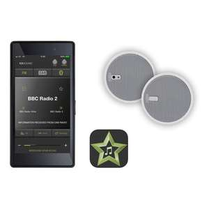 kb sound select star 2.5 inch speakers