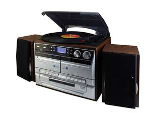 soundmaster mcd5550dbr in brown