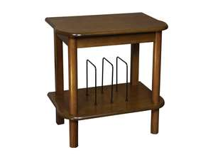 soundmaster SF510 Wooden Table Stand for NR ClassicLine Music Systems