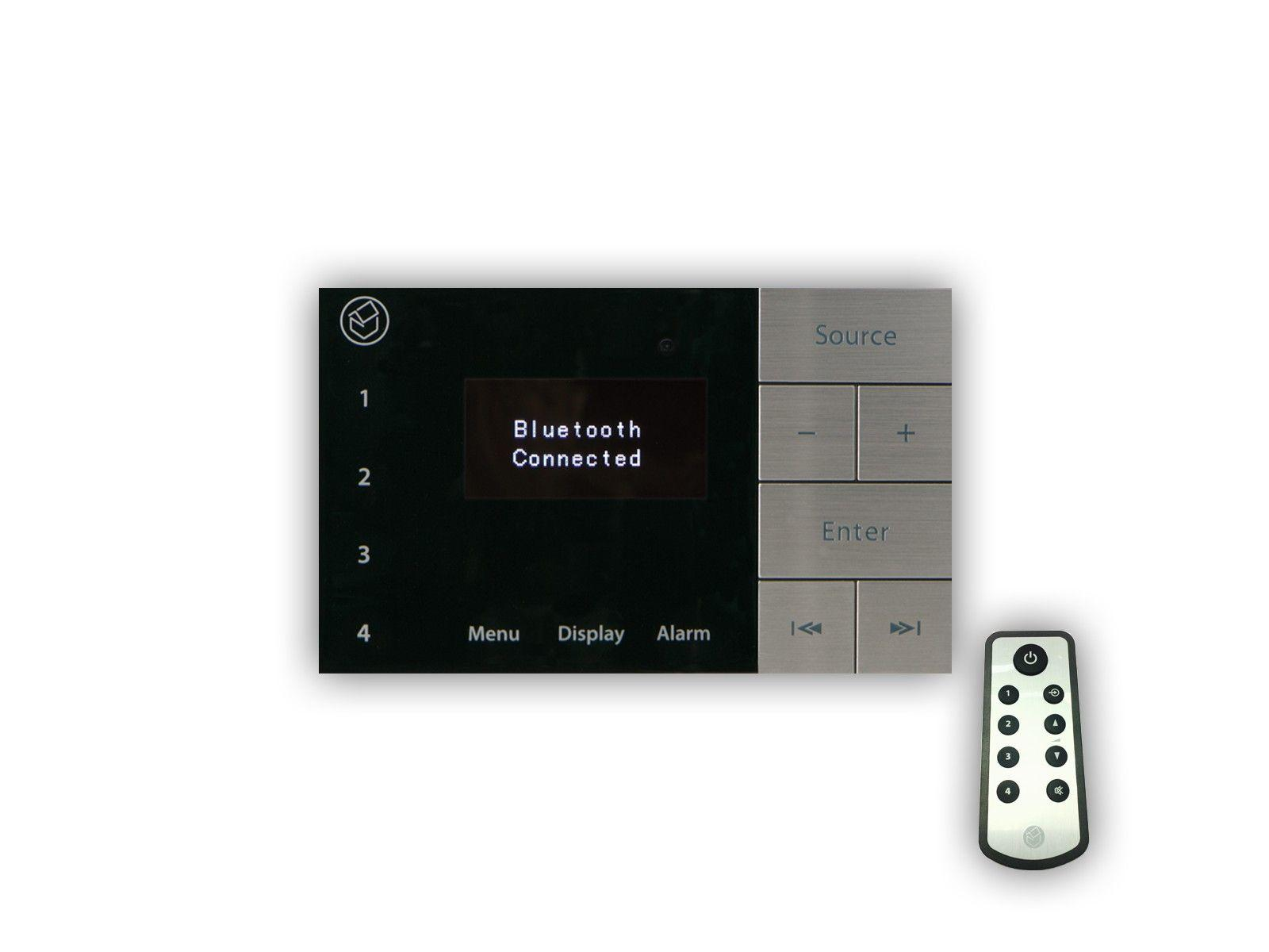 systemline e100 panel with remote