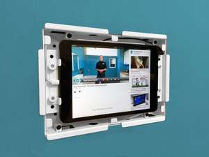 ipad mini wall mount with cover removed