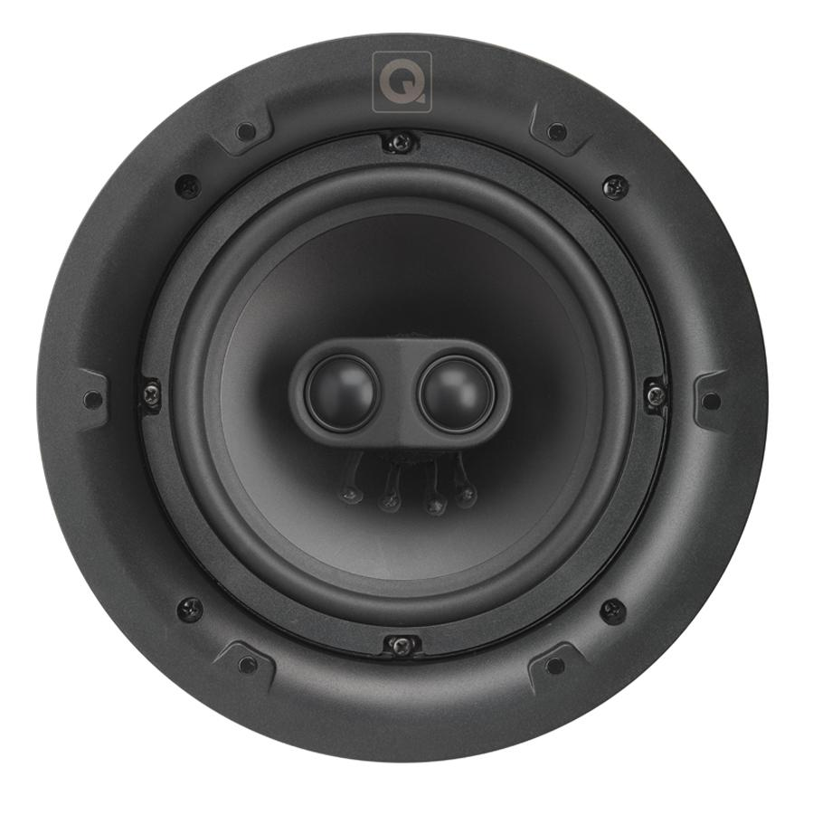"Q Acoustics Professional Qi65CST 6.5"" Single Stereo Ceiling Speaker"