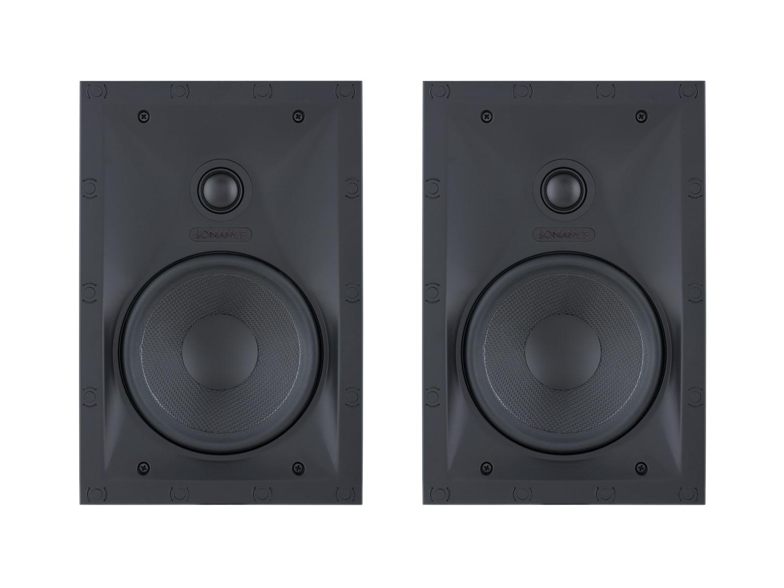 "Sonance VP62 6.5"" In-Wall Speakers"