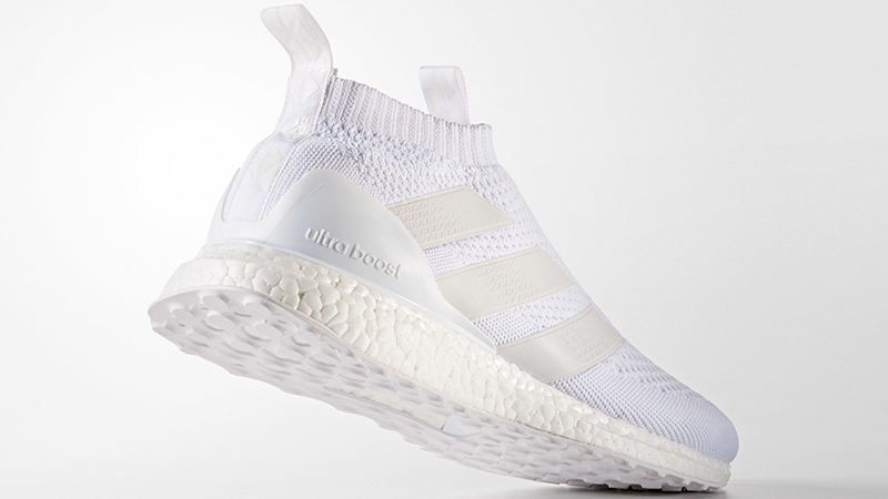 premium selection 502d2 8528b Adidas Ace 16+ Purecontrol Ultra Boost White