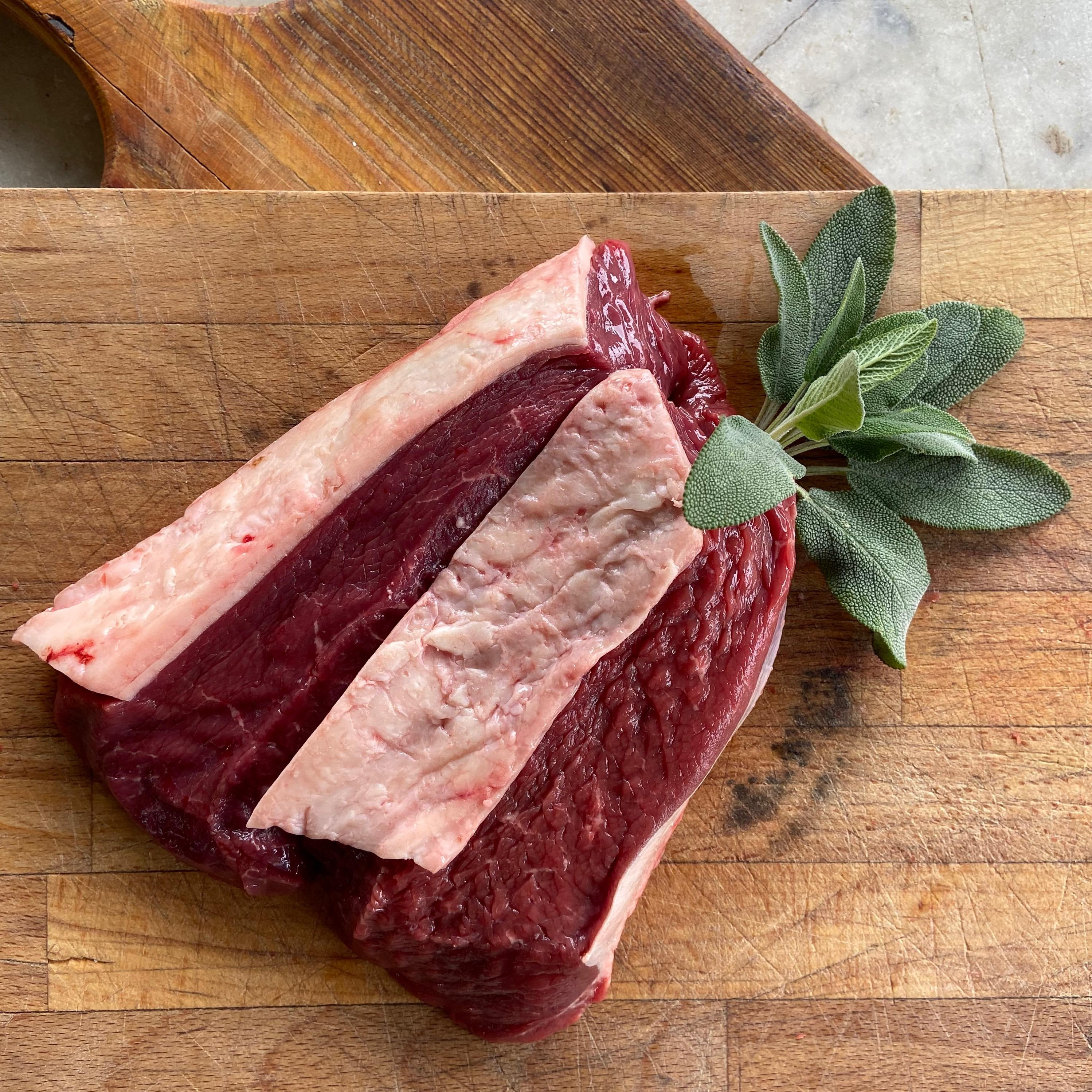 Organic, 100% grass fed steak box, picanha steak