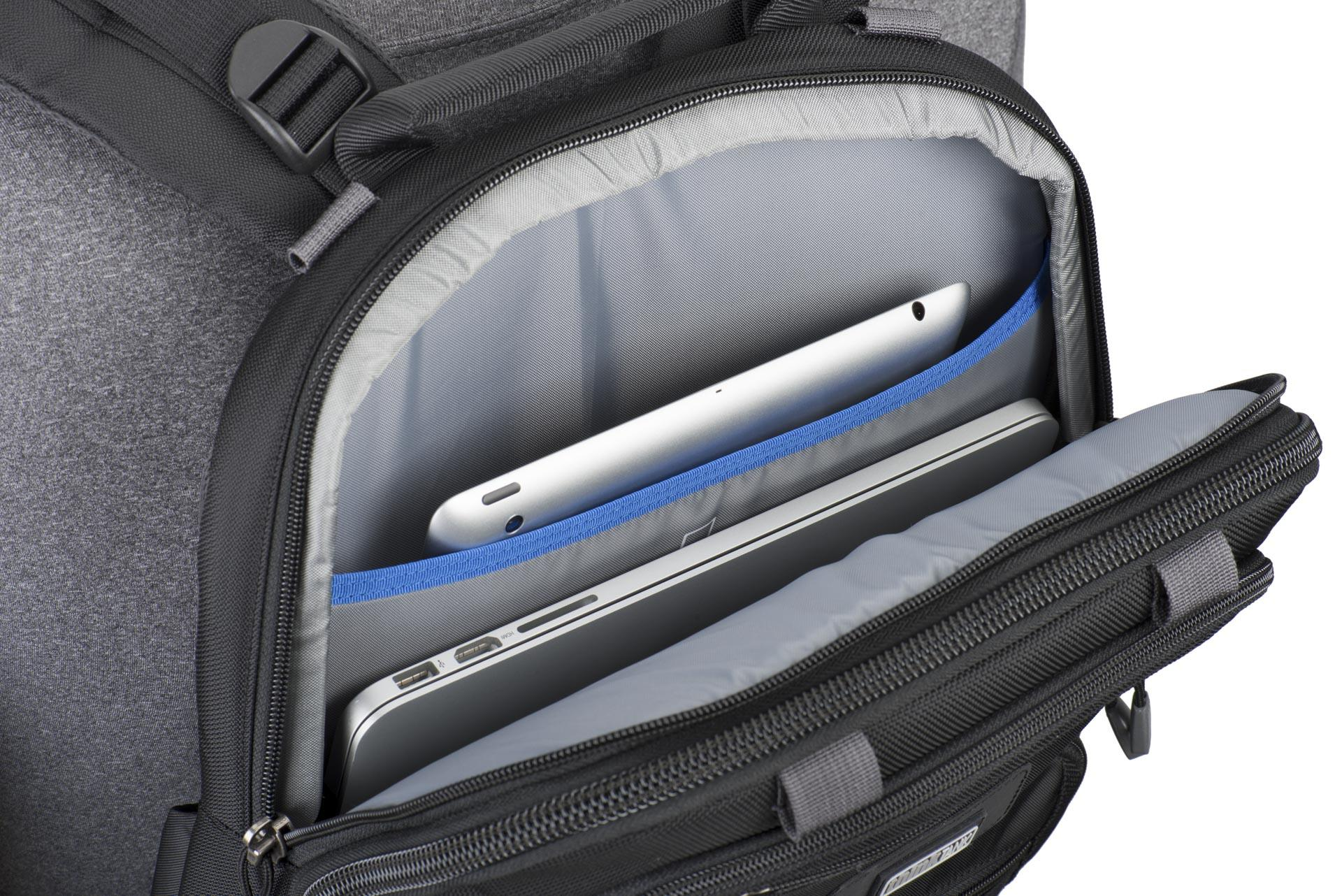 Backpacks with laptop compartments