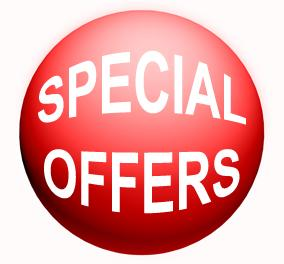 Special Offers for the Festive Season