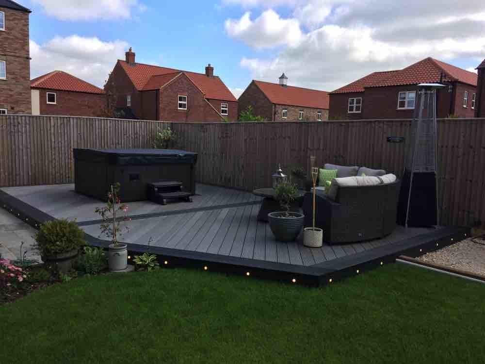 Composite Decking Advantages