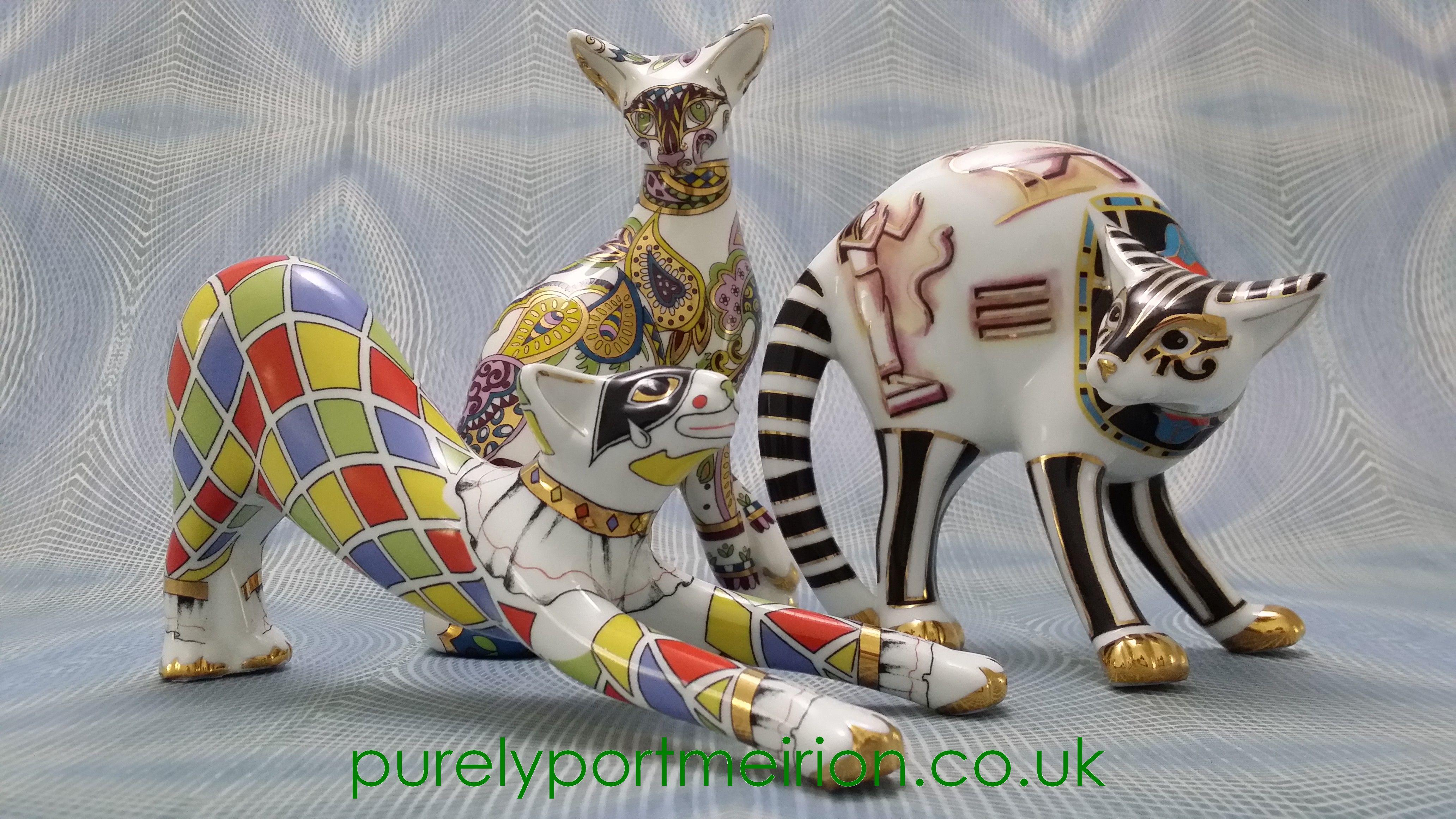 Image result for paul cardew cool catz teapots