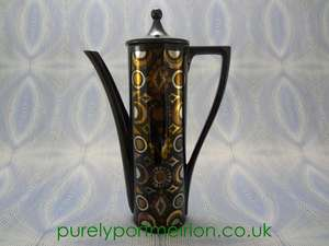 Portmeirion Arabian Brocade Coffee Pot