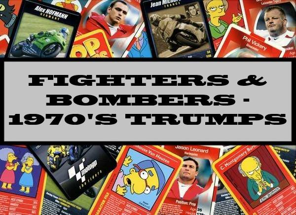 Fighters & Bombers - 1970's Dubreq