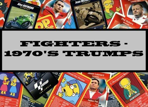 Fighters - 1970's Ace