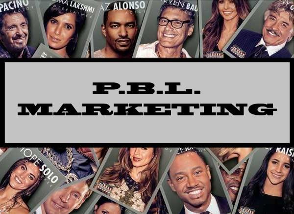 P.B.L. Marketing