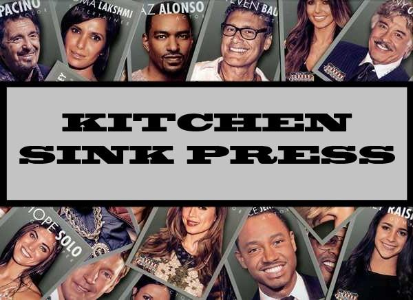 Kitchen Sink Press