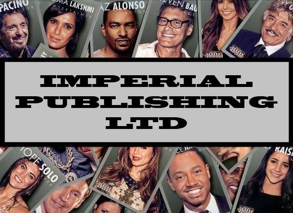 IMPERIAL PUBLISHING LTD