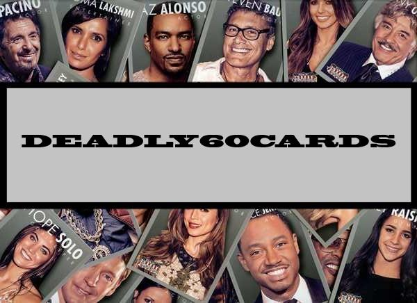 Deadly60cards