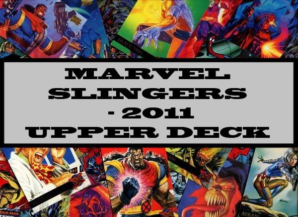 Marvel Slingers - 2011 Upper Deck