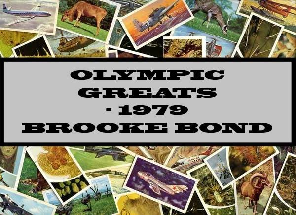 Olympic Greats - 1979 Brooke Bond