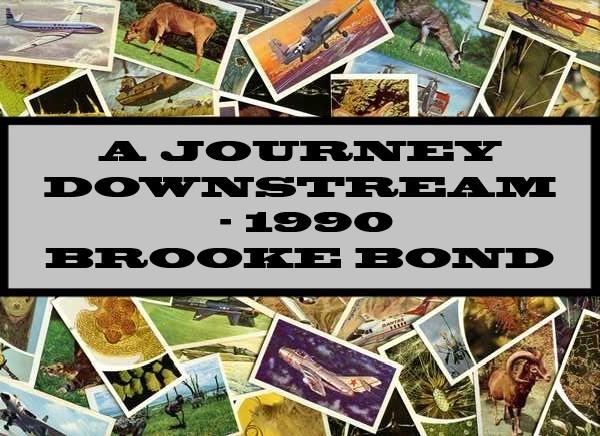 A Journey Downstream - 1990 Brooke Bond