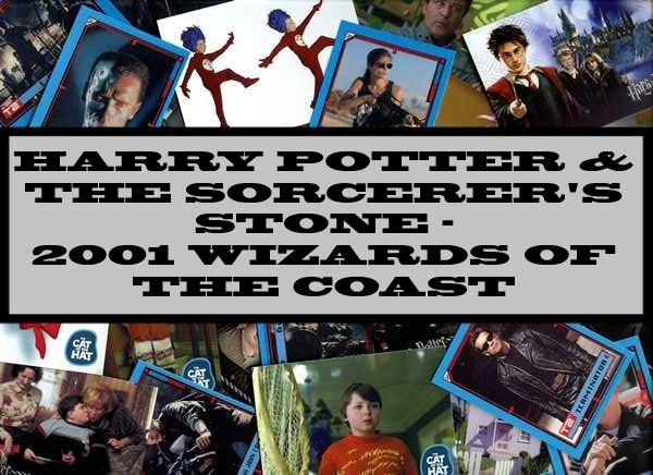 Harry Potter & The Sorcerer's Stone - 2001 Wizards Of The Coast