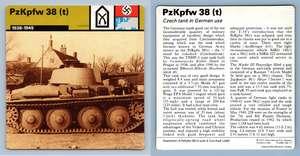 WW2 Edito-Service SA 1977 Card Weapons Yakovlev Yak-3-1942-45