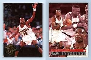 ROD STRICKLAND-Blazers #162 FLEER ULTRA 1994-5 Basketball trading card