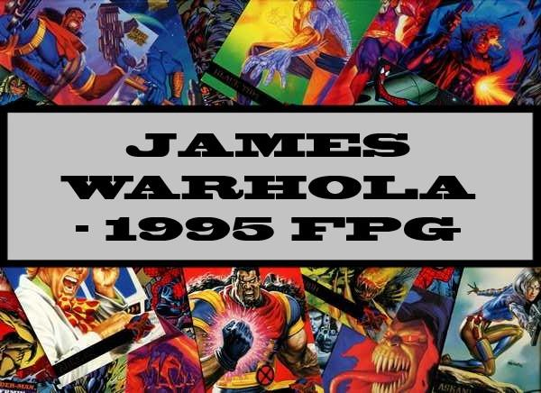 James Warhola - 1995 FPG