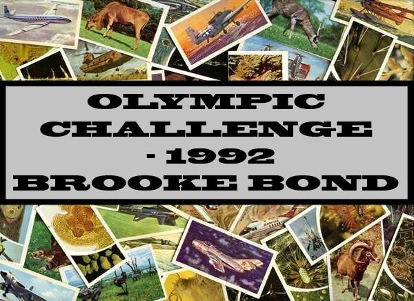 Olympic Challenge - 1992 Brooke Bond