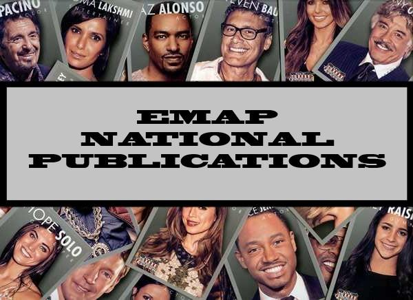 Emap National Publications