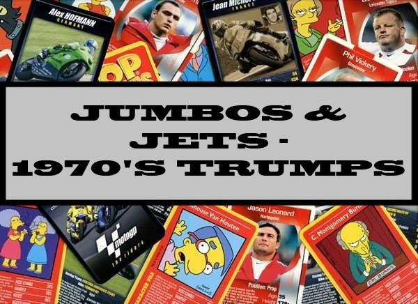 Jumbos & Jets - 1970's Dubreq