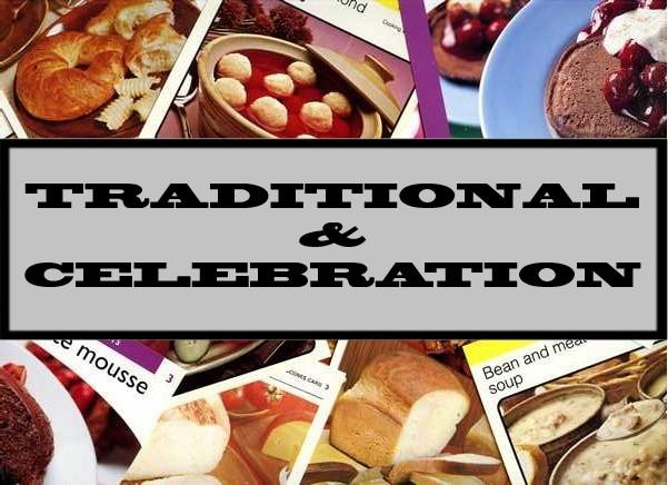 Traditional & Celebration