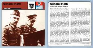 Personalities WW2 Edito-Service SA 1977 Card 1898-1945 General Hans Krebs