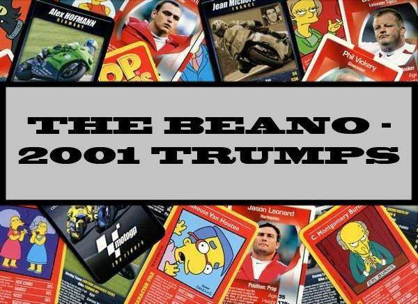 The Beano - 2001 Winning Moves