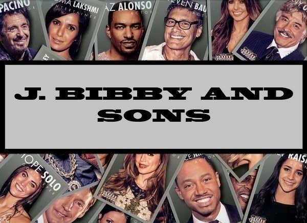 J. Bibby And Sons
