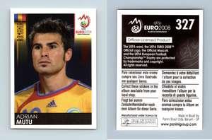 Panini Euro 2008-ADRIAN MUTU ROMANIA #327